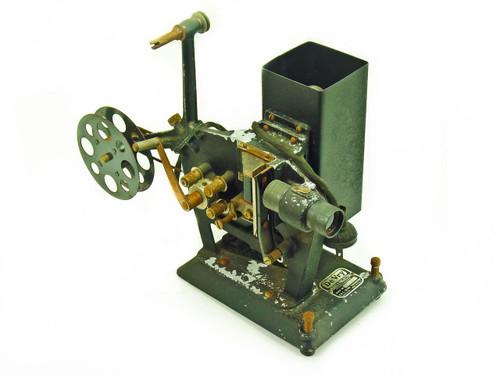 DeVry 16mm Film Projector - AS-IS Model B