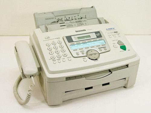 Panasonic  Laser plain paper fax & Copier function  KX - FL511