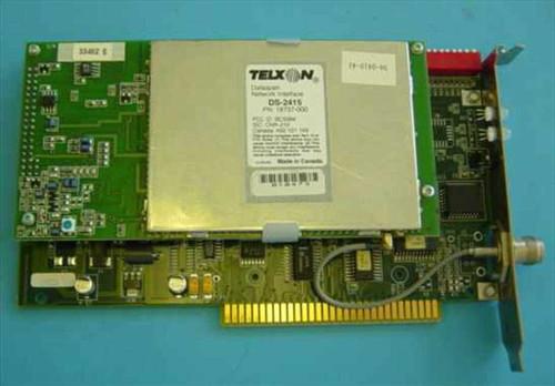 Telxon 900 Mhz Dataspan Network Interface 18737-000 DS-2415