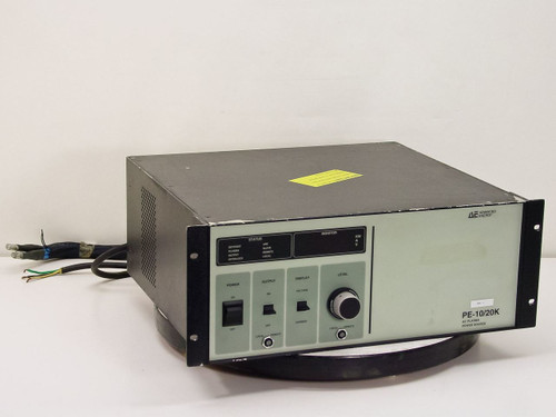 Advanced Energy PE-10/20K  AC Plasma Power Source 3157515-000F- Parts only