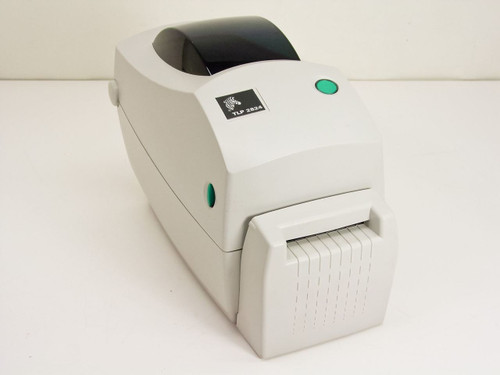 Zebra  2824-11201-0001 TLP 2824 Thermal Label Printer- with Cutter, Not plugged in