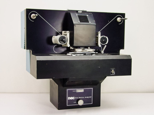 NAC PH-701Film Motion Analyzer 70mm w/ Fuji 300mm Lens