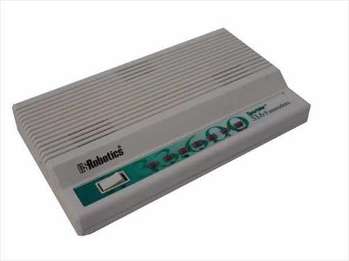 US Robotics 33.6K Sportster External FaxModem - No AC Adapter 00083909