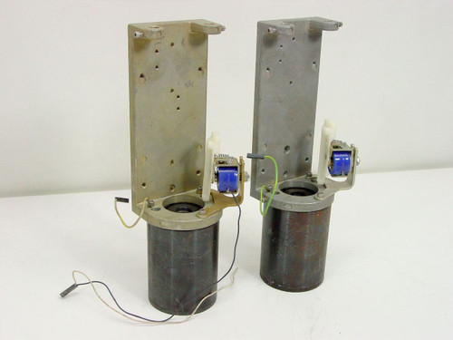 Systems Magnetic Company 100072  Linear Actuator (Lot of 2)