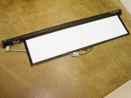 Da-Lite Screen Co., Inc. 8' Wide Junior Electrol Projection Screen J681-63