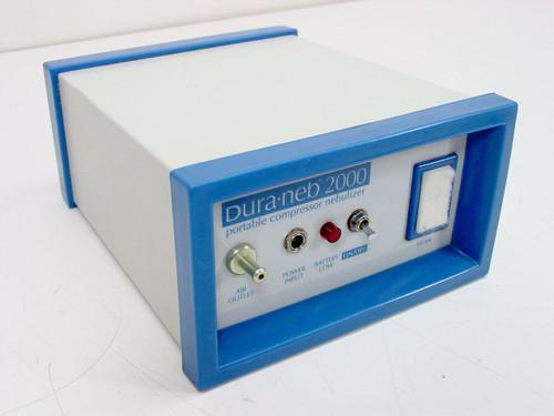 Dura Pharmaceuticals Dura neb 2000  Portable Compressor Nebulizer