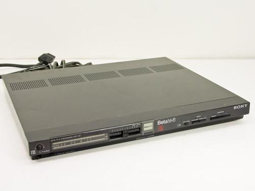 SONY HFP-100  Beta hifi Processor