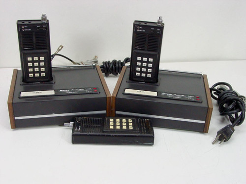 Royce Electronics Corporation T-024  Freedom Phone III - 1978 Vintage Portable Phone
