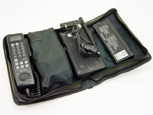 Motorola SCN2552A 19063NNASB 3 Watt Cellular Bag Phone for Prop or Display