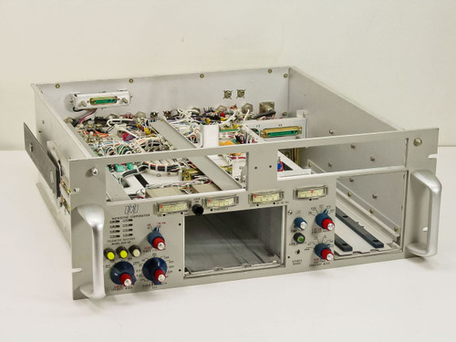 Microdyne Telemetry Receiver - Empty Rackmount Chassis 1100-AR(01)