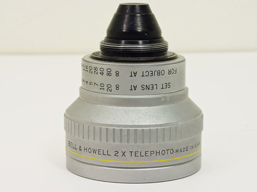 Bell & Howell  Size 7  2X Telephoto Lens