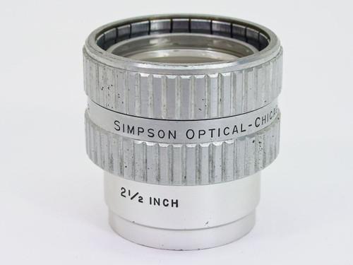 Simpson Optical Focal Length Modifier 16mm 2.5