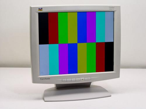 "ViewSonic ViewPanel VG171 17"" LCD Monitor - Grade B VLCDS23303-1"