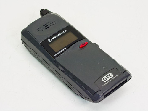 Motorola 34913WNDEA MicroTAC 650e Vintage 90's Portable Cell Phone *AS-IS*