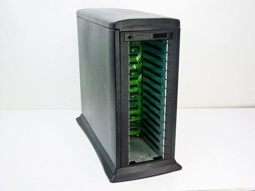 Kingston StorCase Hard Drive Storage Cabinet w/ 14 Bays S10A114
