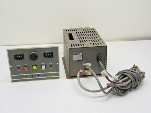 Thermco Products  Power Supply Controls for 4-Stack Tube Furnace 100289002 / 01-