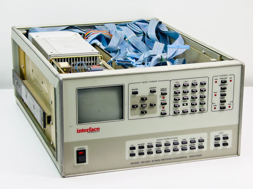 Interface Technology RS-4004  20 MHZ Pattern Generator Analyzer