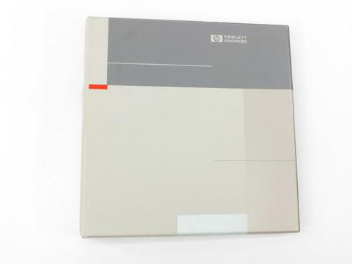 HP 89400 Series  HP-IB Command Reference Manual