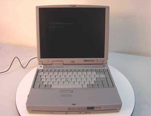 Toshiba P-233 Tecra 750CDT 32RAM 5.0GBHDD (PA1253U-T2C)