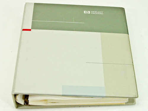 HP 35601A Spectrum Analyzer Interface  Operating & Service Manual