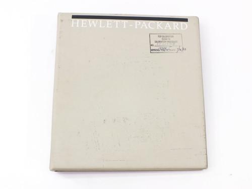 HP 3457A  Multimeter Service Manual