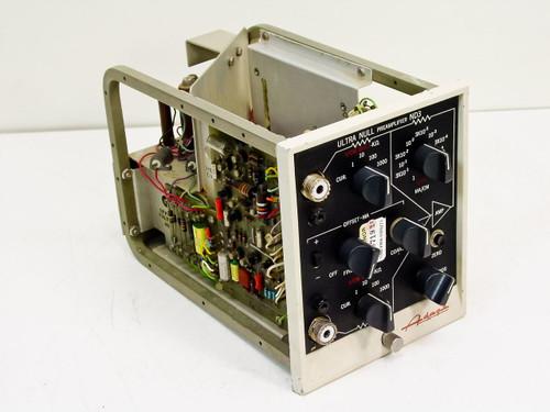 Adage ND3-0-B-J  Ultra Null Preamplifier