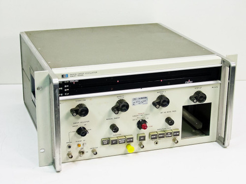 Hewlett Packard  8690B  Sweep Oscillator