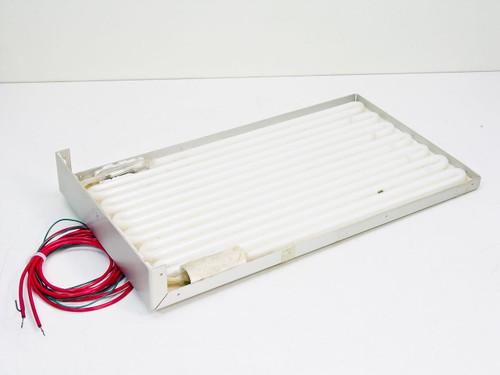 Light Grid Assembly  FSCM 02145 5/81 Light Grid Assembly  C15186-1