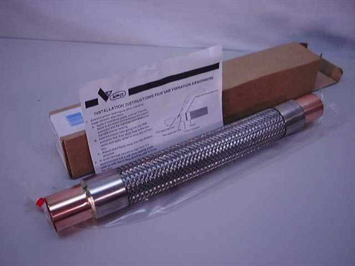 Virginia KMP Corp Stainless Steel Vibration Absorber VAB-13SS