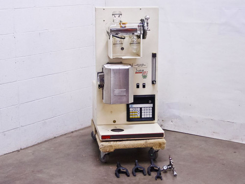 Cahn 113  Thermogravimetric High Vacuum Analysis