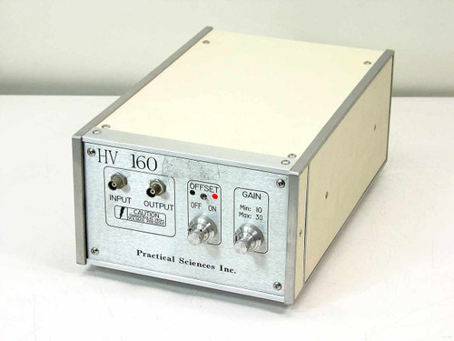 Practical Sciences Amplifier HV 160