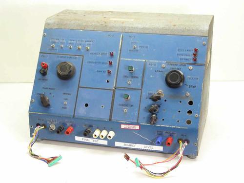 Electronic Test Variac / Powerstat Controlled TFX-5297