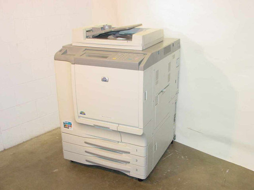 HP 9850MFPColor Multifunction Printer -AS-IS No Fixing Unit Q3225A
