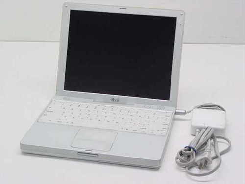 Macintosh A1005  iBook 700MHz/256MB/20GB/Combo - As Is