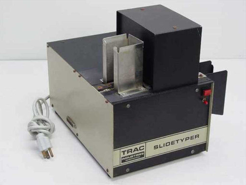 Trac Industries Slidetyper A4.8300.C