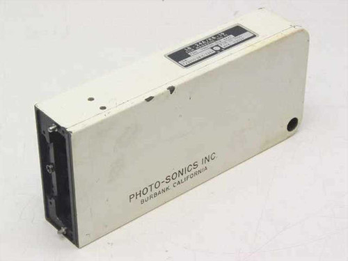 Photo-Sonics Inc. 100' Film Magazine - Shell only LB-24A
