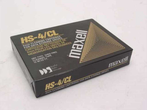 Maxell M-4MM Cleaning Cartridge (40 Cleanings) (HS-4/CL)