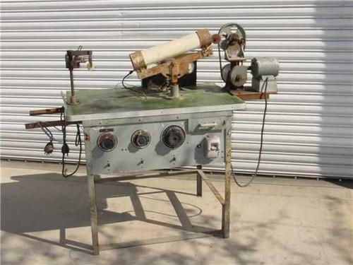 RCA Antique  Tube Filament Coating Machine