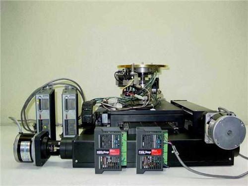 Custom Built High Precision Stage X-Y 0.5um Z 2.5um T 0.00004  X-Y-Z-T Stage