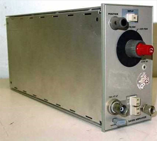 Tektronix 5A15N  2 MHz Single-Channel Amplifier Plug-In