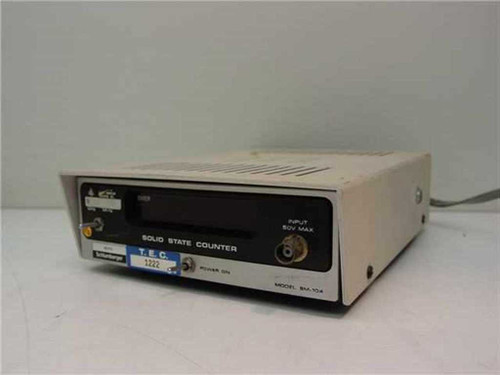 Heath Schlumberger SM-105A / SM-104A  Solid State Counter