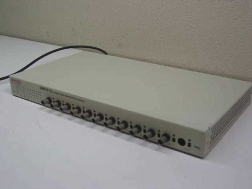 Cabletron Systems Ethernet Media Converter with LanView 12 Port 10Ba EMC37-12