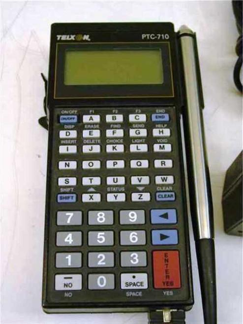 Telxon PTC-710  Portable Barcode Data Terminal