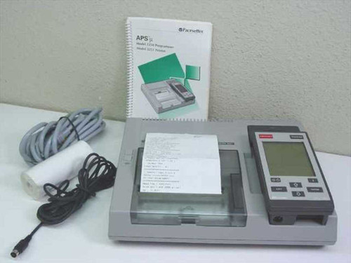 Pacesetter 3251 / 3250  Portable Thermal APSu Printer with Programmer