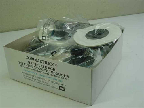 Corometrics 2271AAO  Base Plate For Beltless Tocotransducer Box of 10