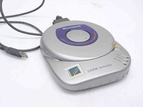 Archos XS4424  CD-RW Rewritable Mini USB/PCcard/Firewire/PP