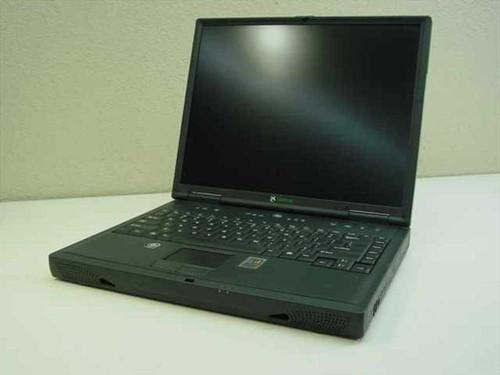 Gateway PIII Laptop Solo 9500 - PARTS UNIT 3500846