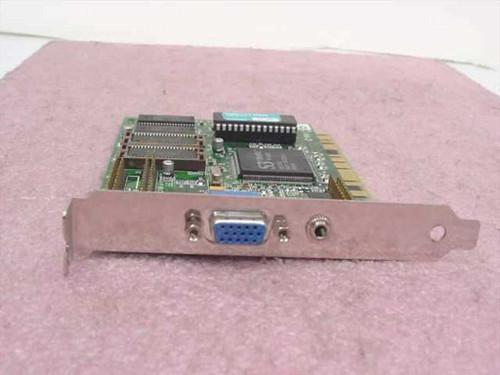 Diamond Stealth 64   PCI Video Card