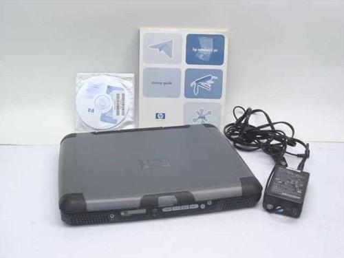 HP PIII Laptop W/AC Adapter - Parts Unit Pavilion N5190