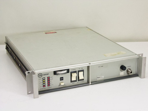 Varian 5.9 - 6.4 GHz C-Band Microwave TWT Amplifier VZC-6969B1 - As Is